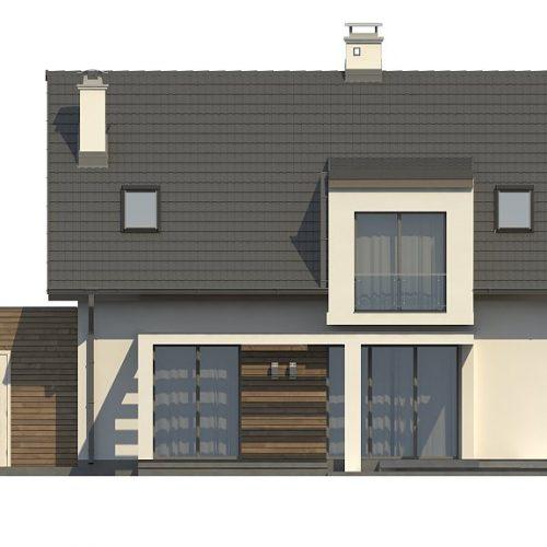 Фасад дома Z189 2