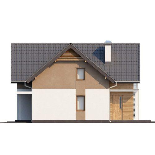 Фасад дома Z197 4