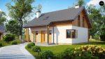 Фото проекта дома Z210 вид с улицы