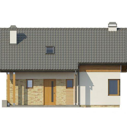Фасад дома Z210 1