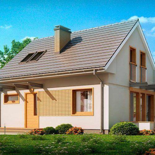Фото проекта дома Z211 S вид 2