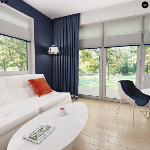 Фото интерьера дома Z211 GL 6