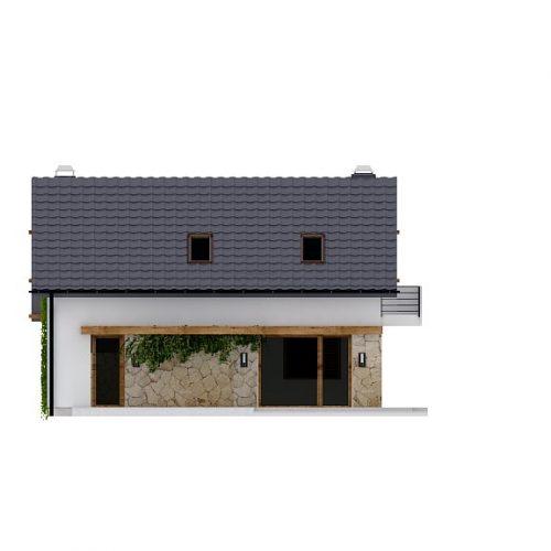 Фасад дома Z225 2