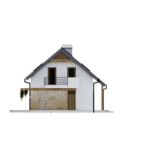 Фасад дома Z225 3