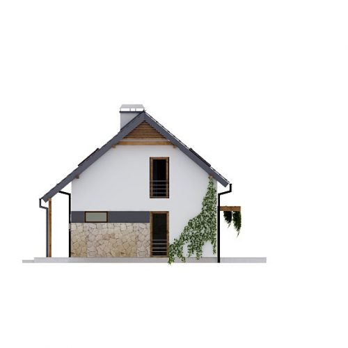 Фасад дома Z225 4