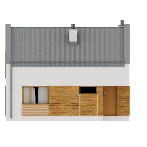 Фасад дома Z229 1