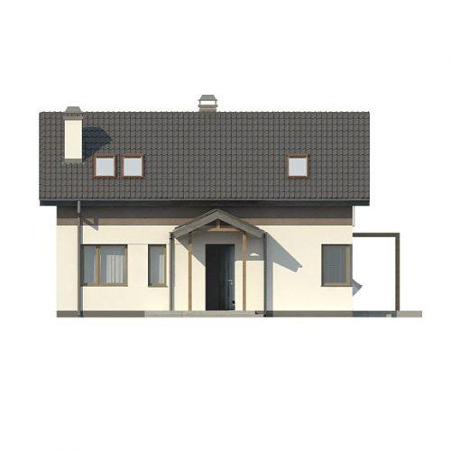 Фасад дома Z233 2