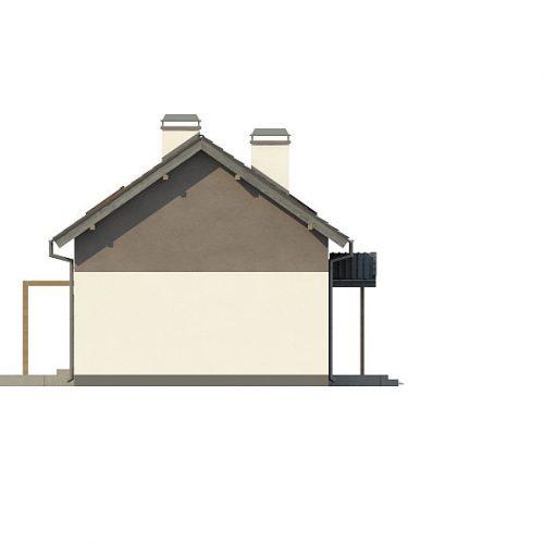 Фасад дома Z233 3