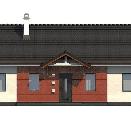 Фасад дома Z241 S 1