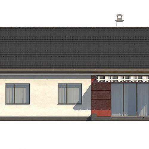 Фасад дома Z241 S 2