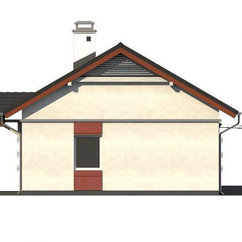 Фасад дома Z241 S 3