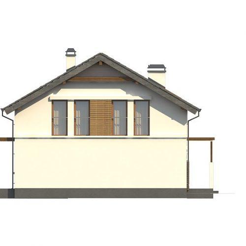 Фасад дома Z248 2