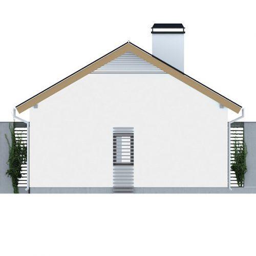 Фасад дома Z255 3