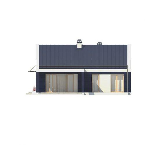 Фасад дома Z256 3