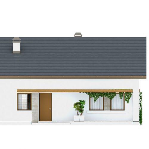 Фасад дома Z261 1