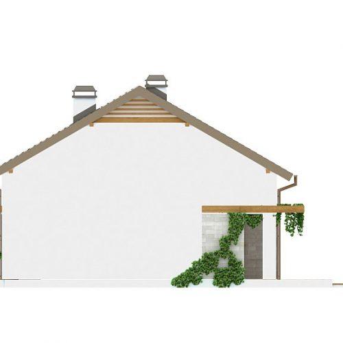 Фасад дома Z261 3
