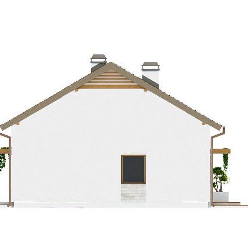 Фасад дома Z261 4