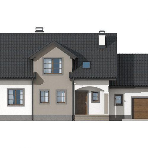 Фасад дома Z28 L GP2 1