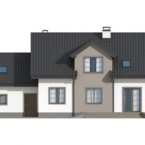 Фасад дома Z28 L GP2 3