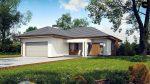 Фото проекта дома Z289 вид с улицы