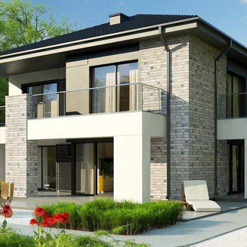 Фото проекта дома Z291 вид 2