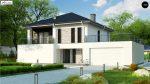 Фото проекта дома Z291 вид с улицы