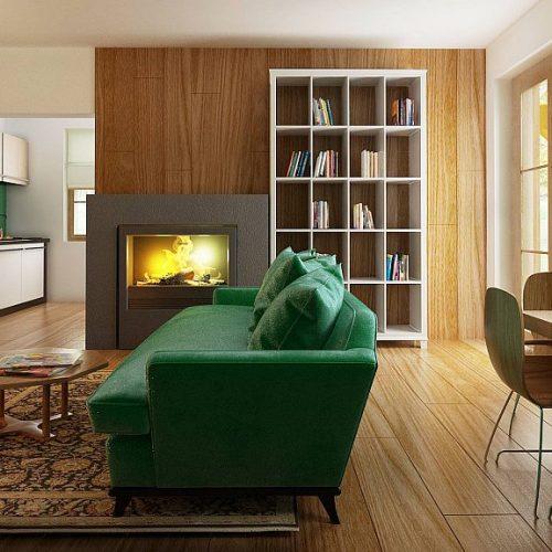 Фото интерьера дома Z30 L bl 6