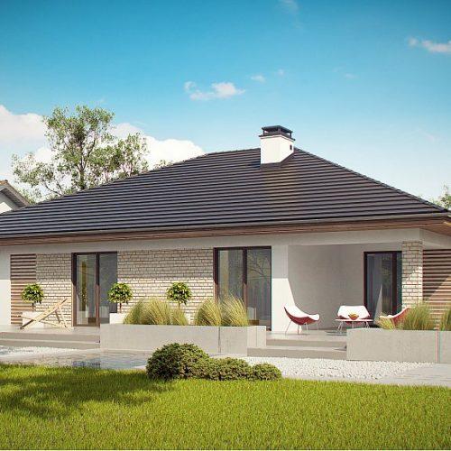 Фото проекта дома Z301 вид 2