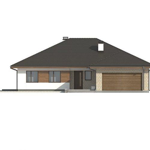 Фасад дома Z301 1
