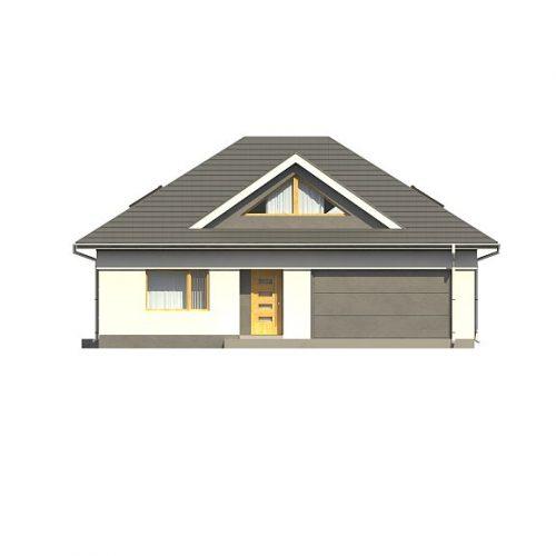 Фасад дома Z306 1