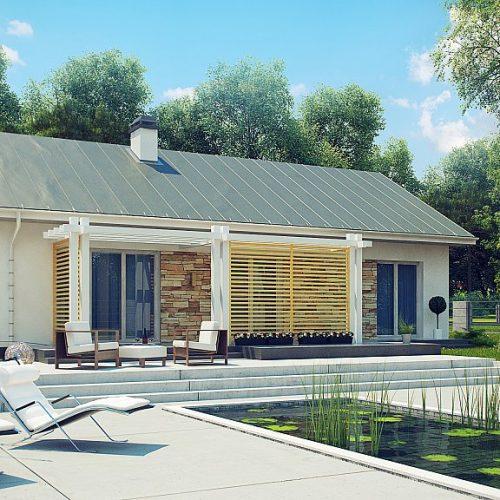 Фото проекта дома Z309 вид 2