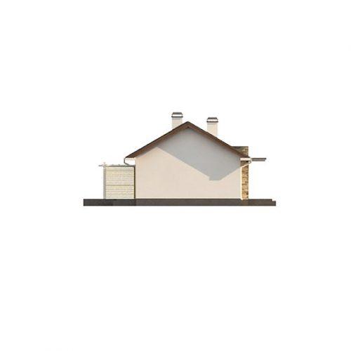Фасад дома Z309 3