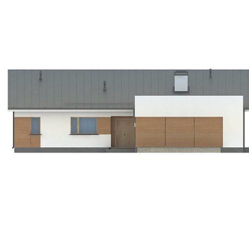 Фасад дома Z312 1