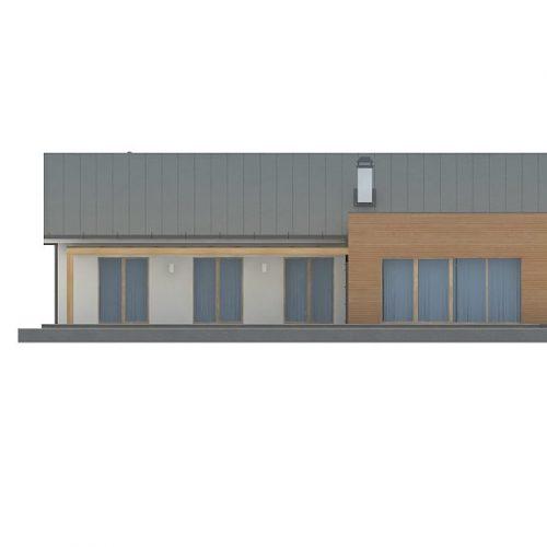 Фасад дома Z312 2