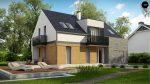 Фото проекта дома Z322 вид с улицы