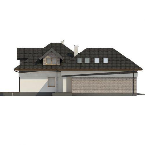 Фасад дома Z325 3