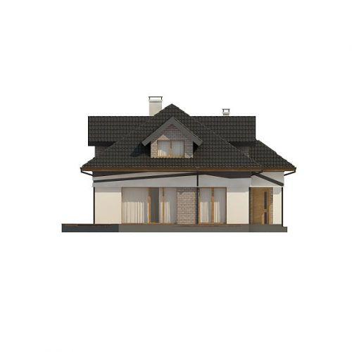 Фасад дома Z325 4