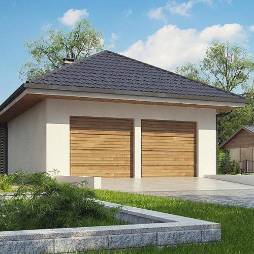 Фото проекта дома Z327 вид 2