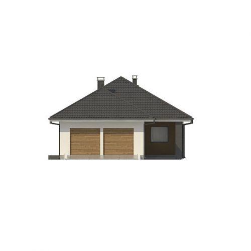 Фасад дома Z327 1
