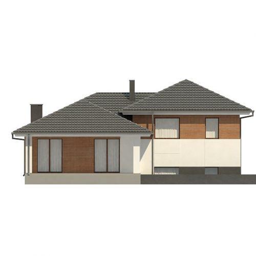 Фасад дома Z335 3