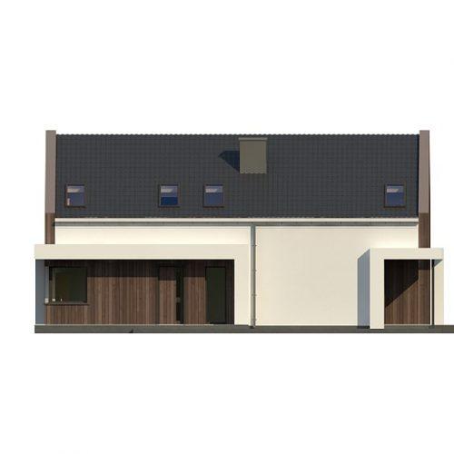Фасад дома Z346 1