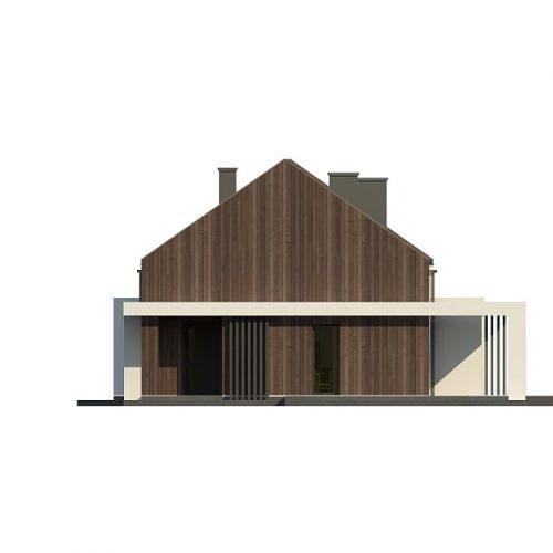 Фасад дома Z346 4