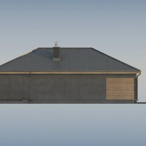 Фасад дома Z356 2