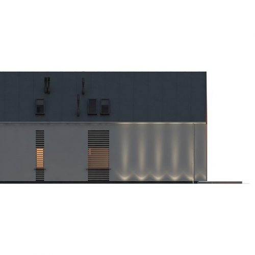 Фасад дома Z357 4