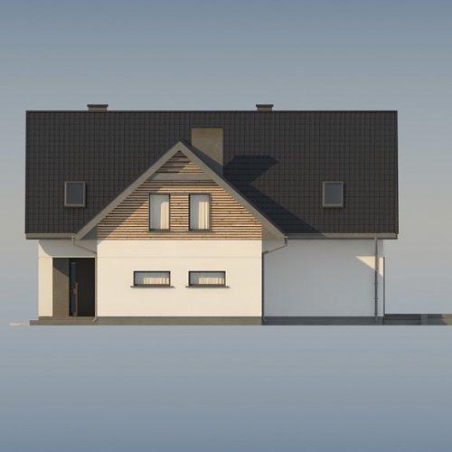 Фасад дома Z359 4