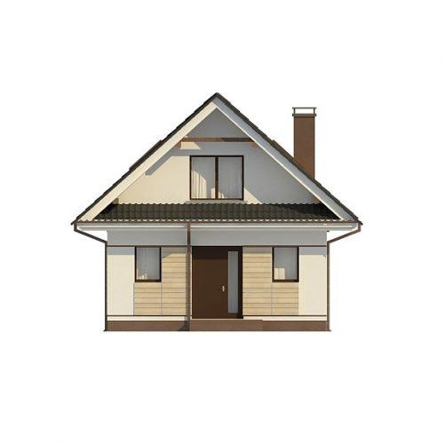 Фасад дома Z362 1