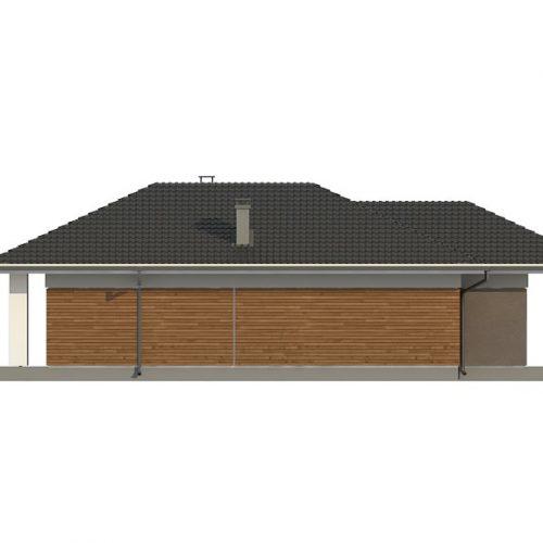 Фасад дома Z366 2