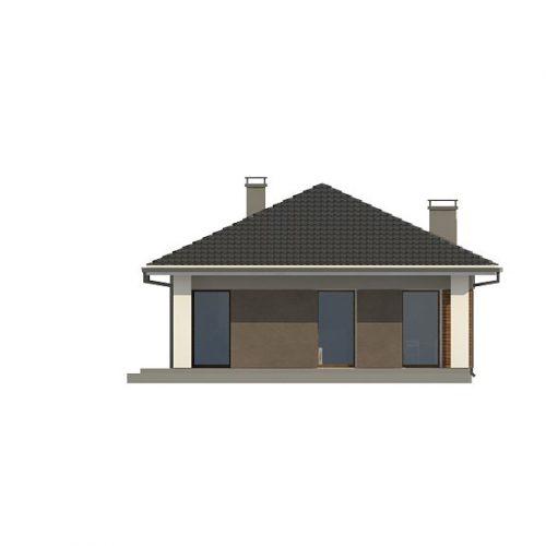 Фасад дома Z366 3