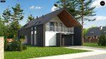 Фото проекта дома Z393 вид с улицы