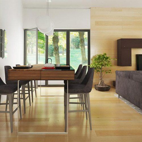Фото интерьера дома Z402 B+ 4
